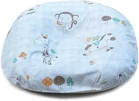 Removable Cover for Newborn Lounger. 100% Cotton. Made in USA (No.2)