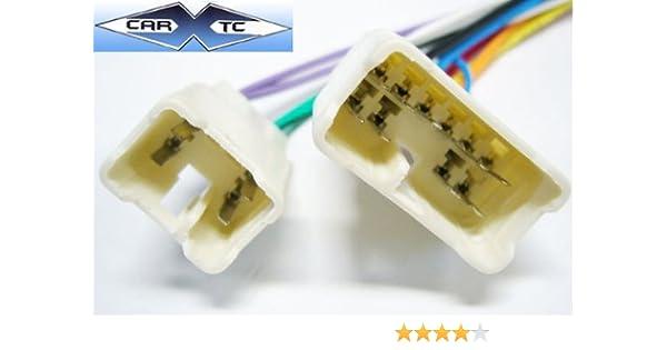 amazon com: stereo wire harness toyota solara 98 99 00 2000 (car radio  wiring installatio : automotive