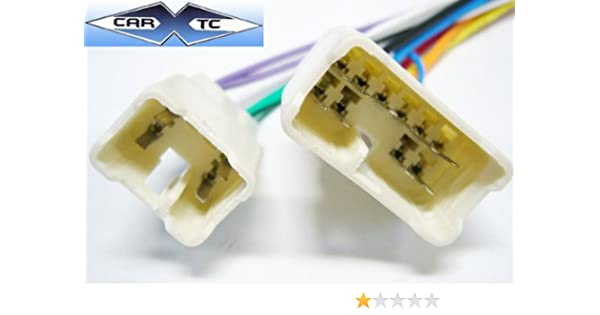 amazon com: stereo wire harness toyota mr2 91 92 93 94 95 (car radio wiring  installation: automotive