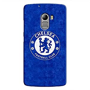 cover it up - Chesea Emblem K4 Note Hard Case