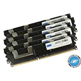 OWC 64GB ( 4x16GB ) PC3-8500 DDR3 ECC 1066MHz SDRAM DIMM 240 Pin Memory Upgrade kit For Mac Pro Early 2009 & Late 2010 'Nehalem' & 'Westmere' systems and Early 2009 Xserve. Model OWC85MP3S9M064K