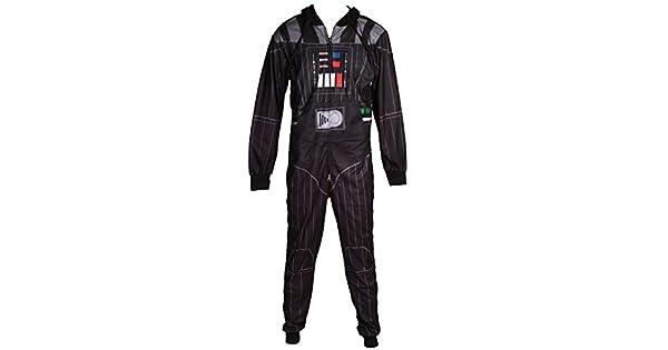 Amazon.com: Star Wars Darth Vader - Traje de unión para ...