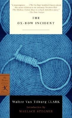 The Ox-Bow Incident[OX-BOW INCIDENT][Mass Market Paperback]