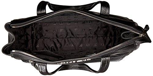 Armani Spalla Nuova A Nero Donna Borsa Originale Shopping Jeans pxwAr1Iqp