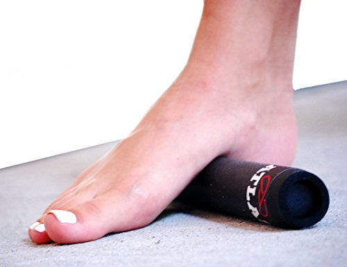 High-Density-Black-Foot-Foam-Roller-Roll-Out-Plantar-Fascitis-Alleviates-Wrist-Forearm-Pain-Great-for-Carpel-Tunnel-Syndrome