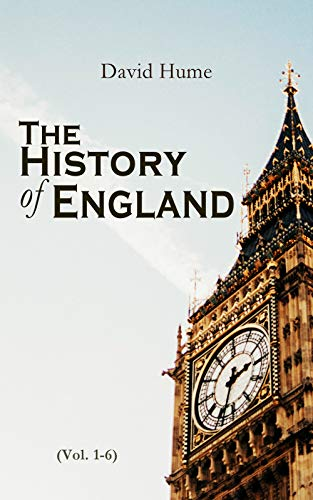 Image for The History of England (Vol. 1-6): Illustrated Edition