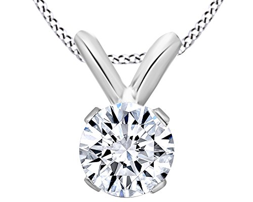 0.25 Ct Diamond Necklace - 4