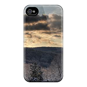 Tpu Shockproof/dirt-proofcovers Cases For Iphone(4/4s)
