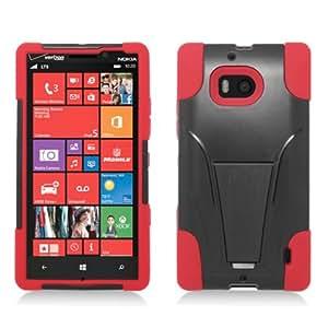 Amazon.com: Para Nokia Lumia Icon 929 – Wydan Trapezoid y ...