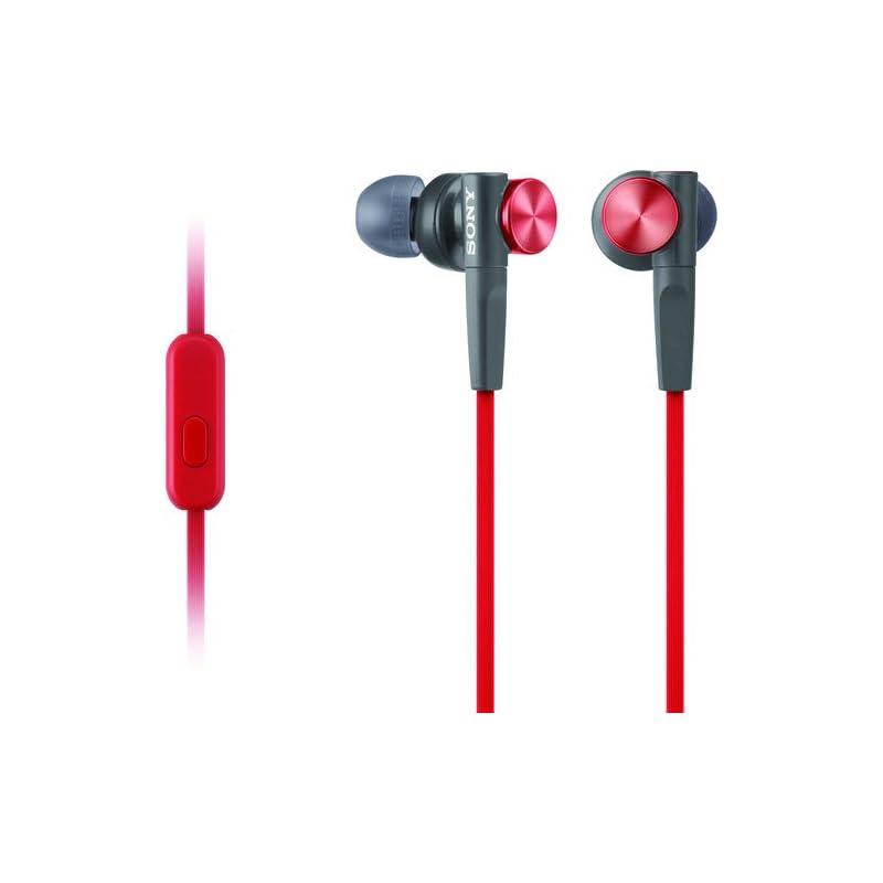 Sony MDR-XB50AP/R Extra Bass Earbud Head