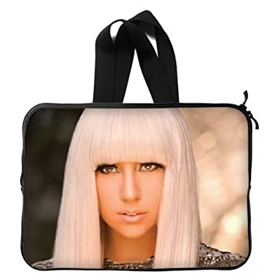 Lady Gaga Laptop Sleeve 13 / 13.3 Inch for Macbook Pro 13/macbook Air 13 and Laptop Case 13.3 Inch Dell/hp/lenovo/sony/toshiba/ausa /Acer/samsung Laptop Bag