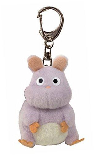 Amazon.com: Studio Ghibli Chihiro lazo mouse llavero de ...