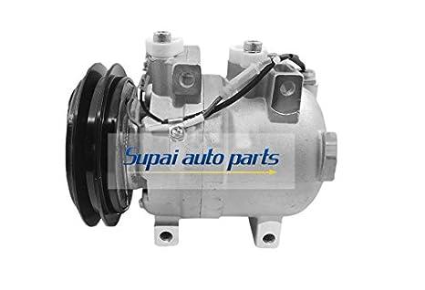Pengchen Parts 11N690040 - Compresor de aire acondicionado para Hyundai-R225-7 y Excavadora para coche Hyundai-7: Amazon.es: Amazon.es