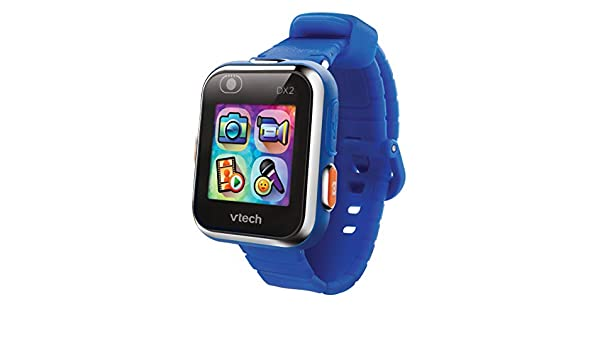 VTech Kidizoom Smartwatch DX2 Blauw - Electrónica para niños ...