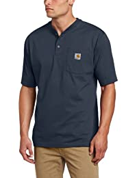 Carhartt Men's Workwear Pocket Short Sleeve Henley...
