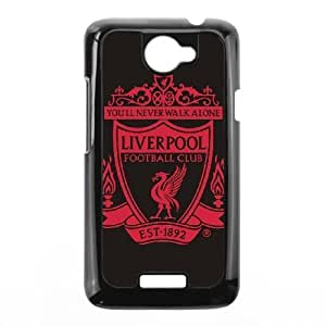 Liverpool Logo For HTC One X Csae protection Case DH561618
