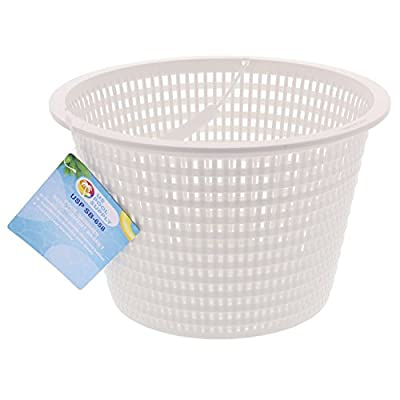 U.S. Pool Supply Swimming Pool Plastic Skimmer Replacement Basket