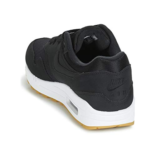 1 Air Femme Black Brown Black 001 WMNS Light Sneakers Max Gum Basses Noir NIKE At5fxHwqF