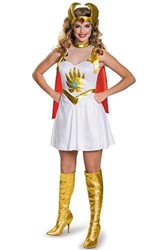 Mememall Fashion Princess of Power She-Ra Classic Adult Costume ()