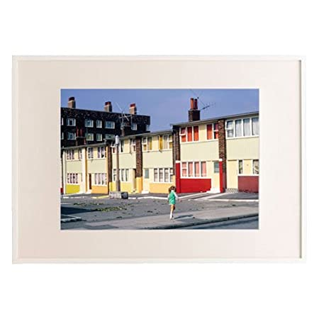 31d208c1e4b Colourful Houses 1960 s - Vintage Pictures Wall Art