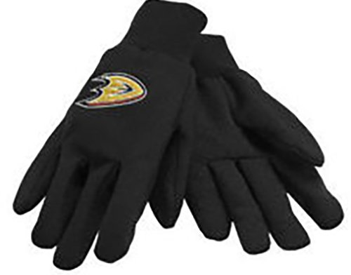 NHL Anaheim Ducksスポーツユーティリティgloves-oneフリーサイズ B00Q5Z2192