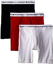 Tommy Hilfiger Mens Underwear Multipack Cotton Classics Boxer Briefs Boxer Briefs