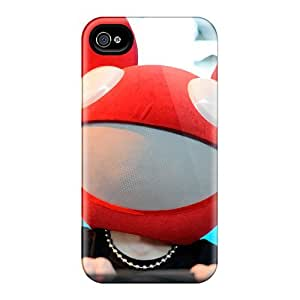 Special Design Back Deadmau5 Spinning Phone Cases Covers For Iphone 6