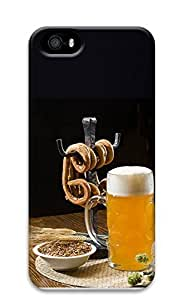 iPhone 5 5S Case Beer 3D Custom iPhone 5 5S Case Cover