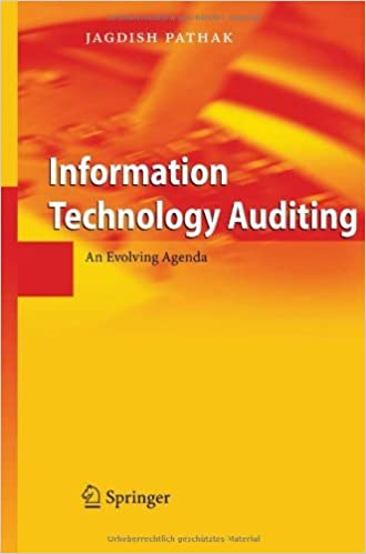 Amazon.com: Information Technology Auditing: An Evolving ...