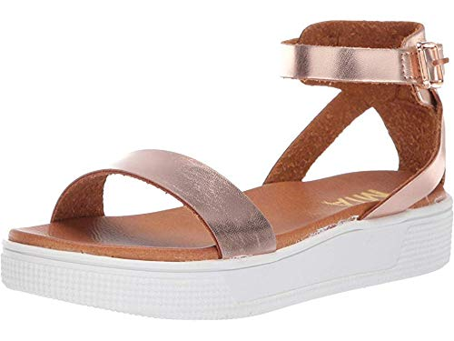 - MIA Kids Girl's Little Ellen (Little Kid/Big Kid) Rose Gold 11 M US Little Kid