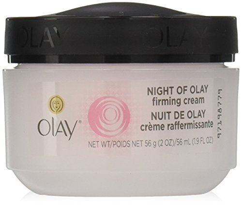 Olay Night Of Firming Cream - 2 oz