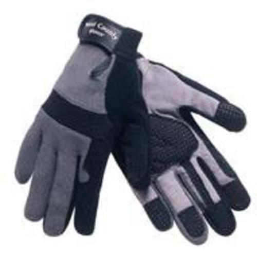 - West County Landscape Gloves, Cement Grey Color (Medium)