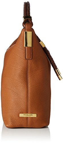 Michael Kors Kmc005012, Borsa A Mano Donna, Cognac, Taglia Unica