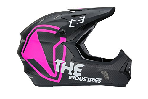 THE Industries Youth T3 Carbon Shield BMX and Mountain Bike
