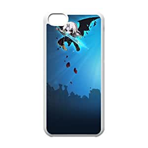 maple story iPhone 5c Cell Phone Case White DWRS6513591734765