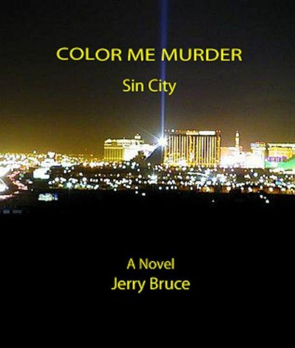 COLOR ME MURDER-Sin City