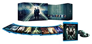 The X-Files: Complete Series Collector's Set + The Event Bundle [Blu-ray] by 20th Century Fox