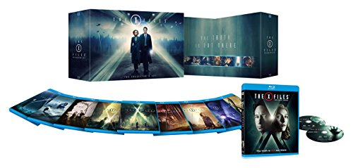 The X-Files: Complete Series Collector's Set + The Event Bundle [Blu-ray] Image