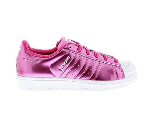 adidas Superstar W Scarpe Sportive, Donna gloss rosa