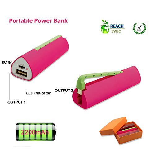 Power Bank 2200 - 3