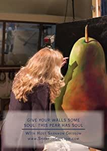 Give Your Walls Some Soul: This Pear Has Soul