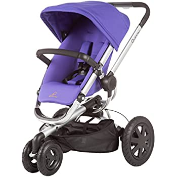 Amazon.com : Quinny Moodd Stroller, Blue Reliance : Standard ...