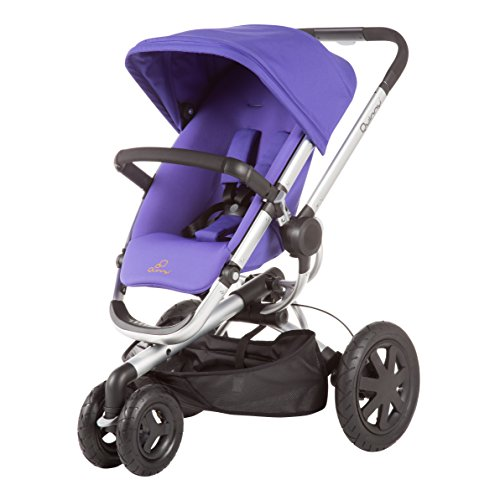 2013 Quinny Buzz Xtra Stroller, Purple Pace