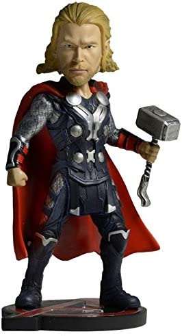"Iron Man 7.5/"" Head Knocker // Bobble NECA #NEW AVENGERS 2: The Age of Ultron"