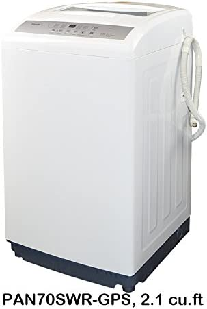 Panda Compact Washer 2.10cu.ft, Fully Automatic Portable Washing Machine