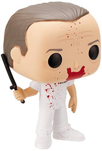 Funko Pop! Figura de Vinilo Peliculas Silence of Lambs - Hannibal BD, Multicolor, Estandar