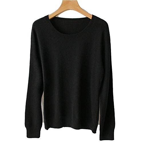 Friendshiy Spring Winter O-Neck Cashmere Wool Sweater for sale  Delivered anywhere in Canada