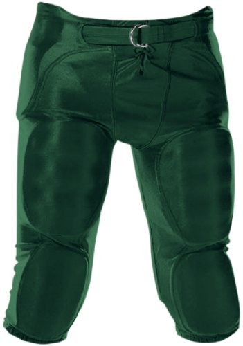 Solo Series Intergrated Dazzle Pant Youth LRG/Dk (Large Dk Green)