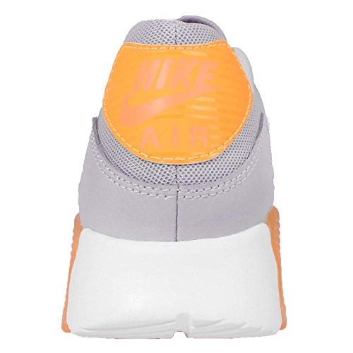 Nike Air Max 90 Ultra esencial Wlf Gry / cl Gry / LSR Orng / TTL o running 7 con nosotros wolf grey/laser orange/total orange/coolt grey