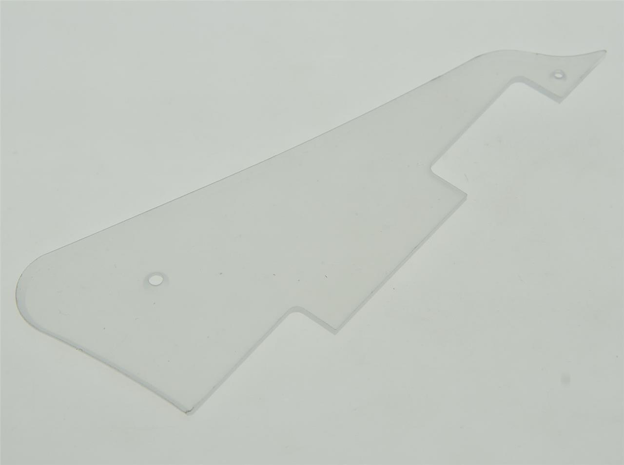 kaish pl/ástico transparente LP Guitarra Pickguard transparente ara/ñazos Plate Para Estados Unidos Gibson Les Paul